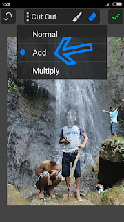 Tutorial Edit Foto yang Sedang Trend Saat Ini: Wajah Neon Effect PicSay Pro