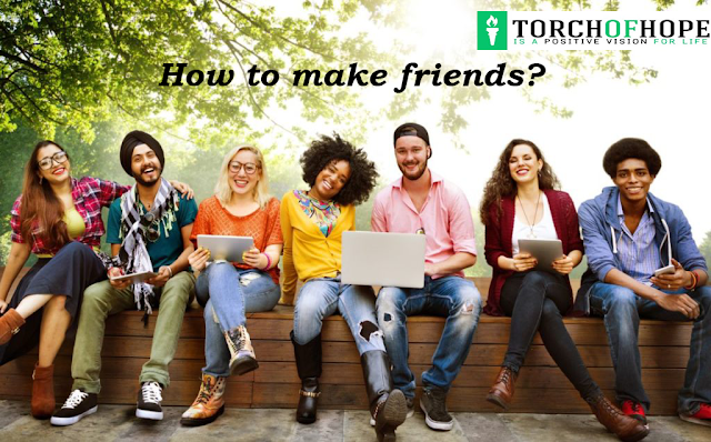 How to make friends: the 30 key points