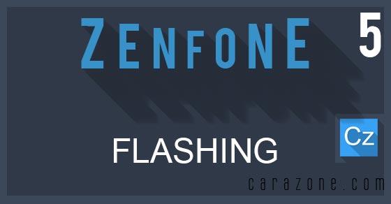 Cara Perbaiki Asus Zenfone 5 Loading hang Bootloop