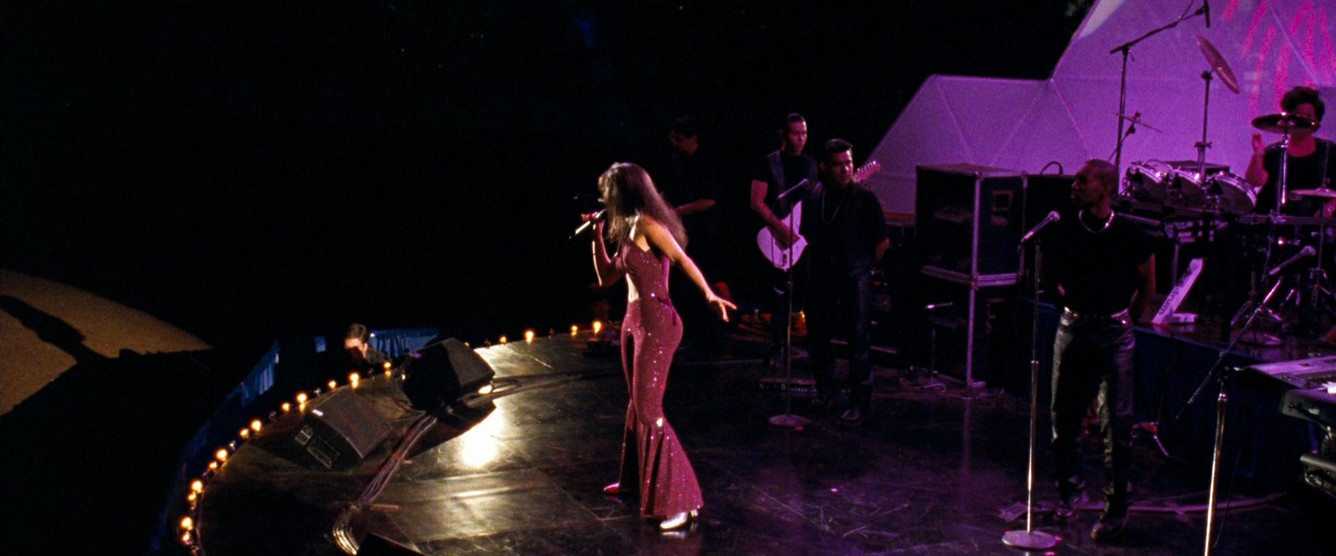 Selena (1997) Extended Cut 1080p BDRip Latino - Ingles