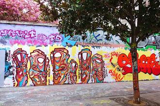 Sunday Street Art : Slane - rue Henri Noguères - Paris 19