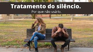 tratamento do silêncio