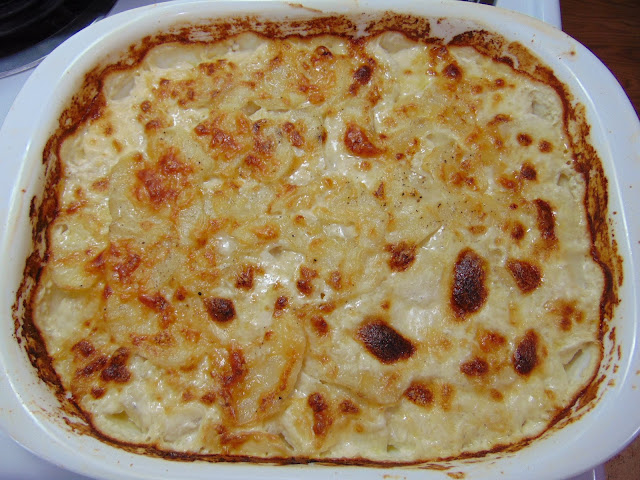 Potatoes Dauphinoise Creamy Luscious Potato Gratin