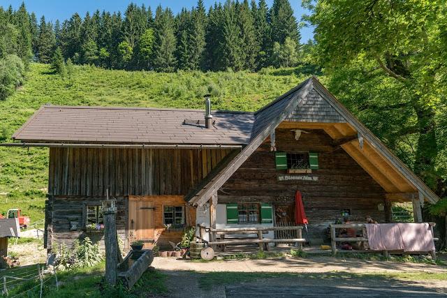 Almwanderung Inzell | Bergwald- Erlebnispfad - Frillensee - Steineralm 15