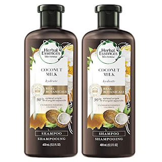 herbal essences biorenew coconut hair treatment oil