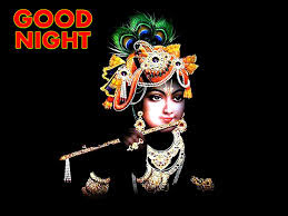 Good Night With Krishna