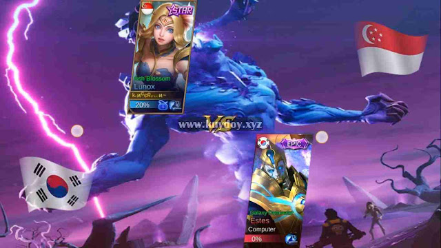 Script Loading MOD Battle Screen Mobile Legends