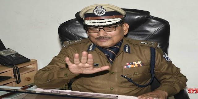 मीडिया के सवाल पर भड़के बिहार के डीजीपी, कहा- भगवान भी अपराध को खत्म नहीं कर सकता