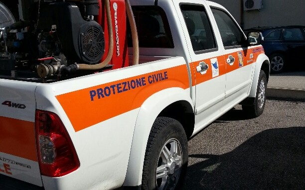 Attivato servizio vigilanza antincendio in provincia di Agrigento