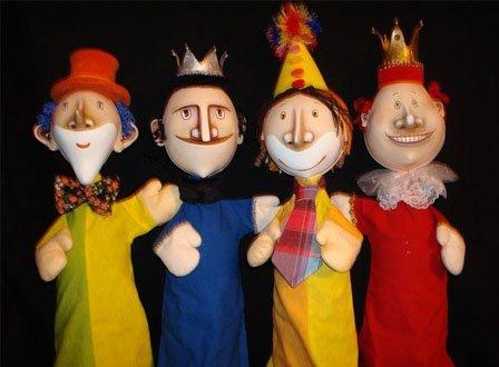 show de titeres fiestas infantiles bogota recreacionistas
