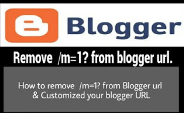 Blogger URL In The Date Will Remove Away From The URL - ➕ Something Else That We've Wanted To Remove For So Long Ago...!!