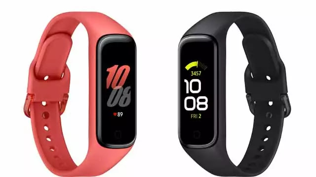 Samsung Galaxy Fit 2 has been launched in India with 15-Day Battery Life: 1.1-inch AMOLED Display
