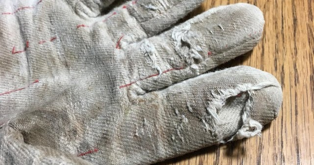 White Ox Logger Gloves For Heavy Duty Use The Tool Yard