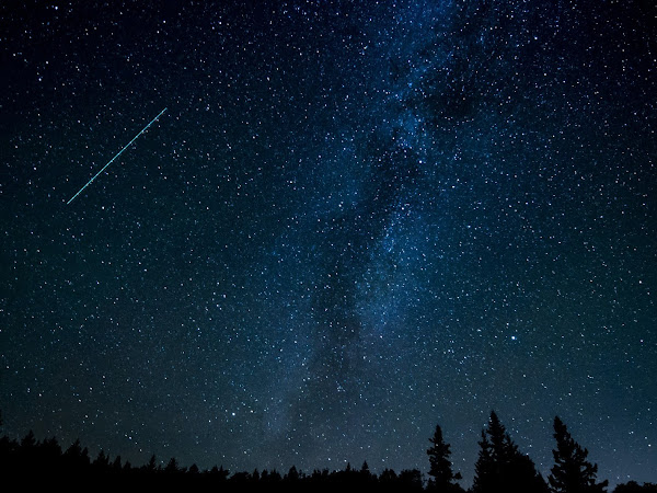 The Brightest and Best Meteor Shower is in your Backyard tonight!