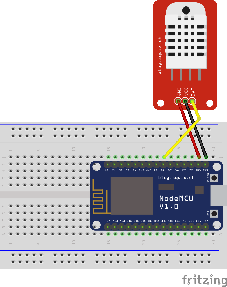 Usb 2 0 Wiring Diagram Land Rover Discovery Stereo Esp8266 Weather Station: Measuring Inside And Outside Temperature – Part Squix Techblog