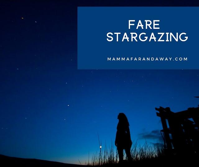 posti dove vedere le stelle