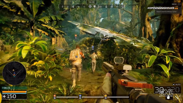 Predator - Hunting Grounds Review Gameplay