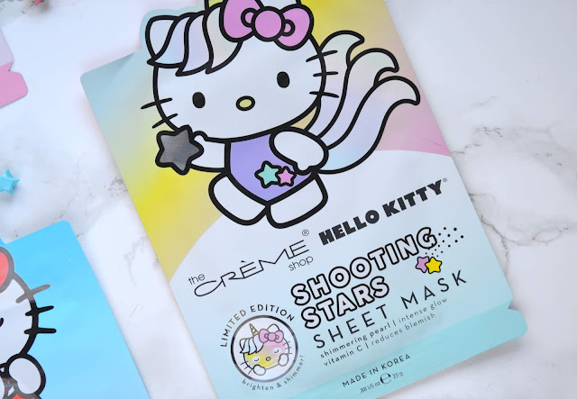 The Creme Shop x Hello Kitty Shooting Stars Sheet Mask