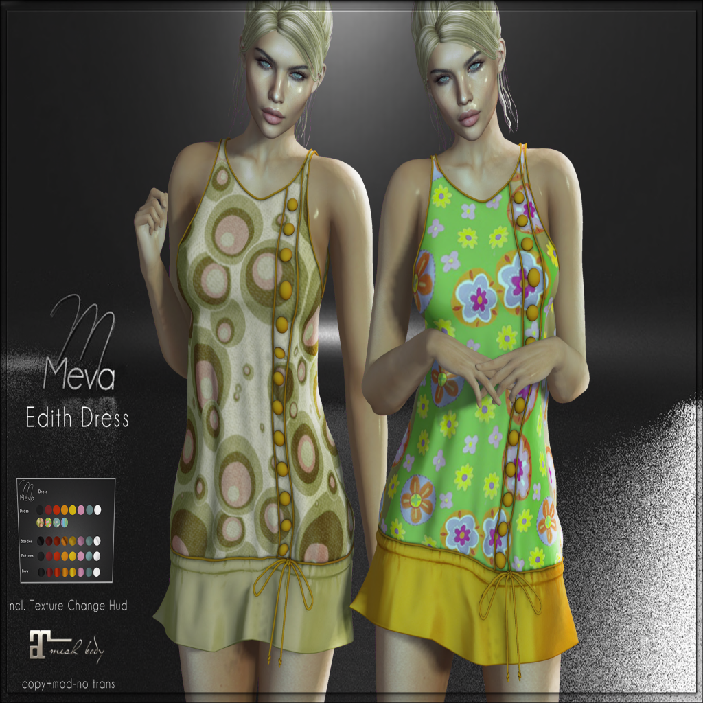 Jewelstyle Second Life: Without Me - MEVA Exclusive @VINTAGE