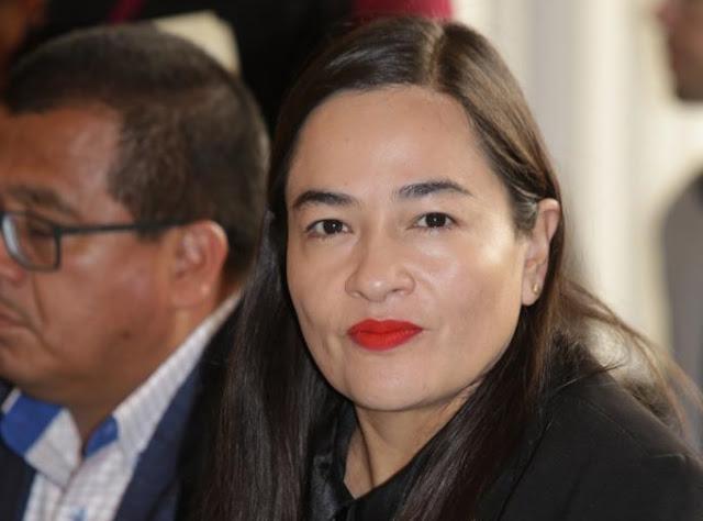 Demanda Verónica Juárez al Presidente de la República dejar de usar las instituciones con fines ajenos a la justicia