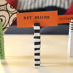 Halloween Snack Tags