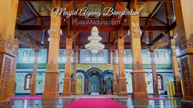 Masjid Agung Bangkalan