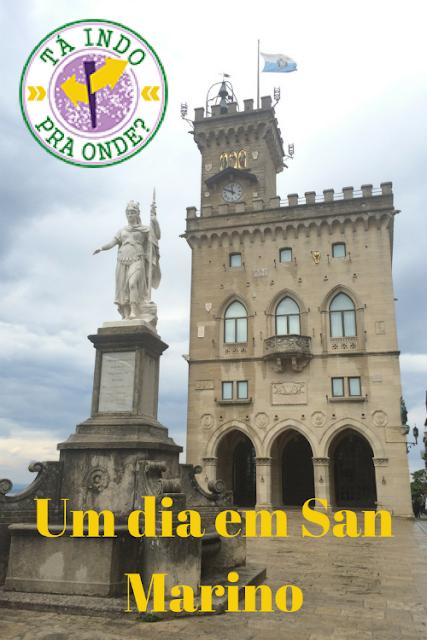 O que fazer em um dia em San Marino
