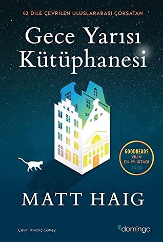 Kitap Yorumu: Gece Yarısı Kütüphanesi - Matt Haig