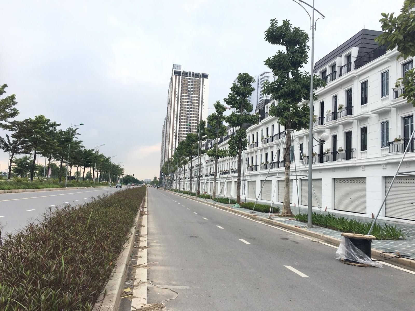 Embassy garden Tây Hồ