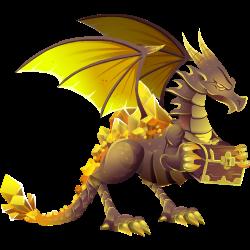 Dragón Tesoro