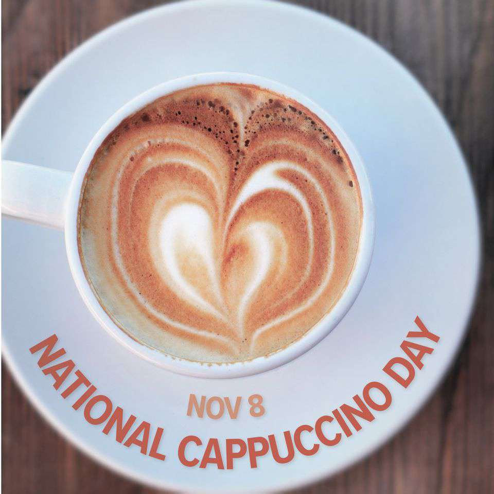 National Cappuccino Day Wishes for Instagram