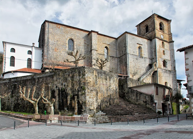 Vera de Bidasoa (Navarra).