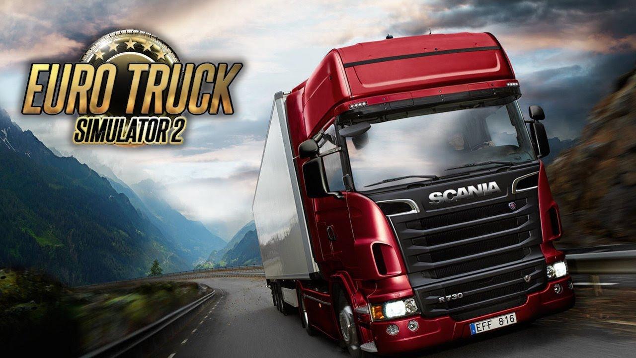 Euro Truck Simulator 2 (FULL) ~ Hacks and Mods