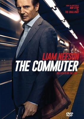 The Commuter [2018] R4 Final [NTSC/DVDR] Ingles, Español Latino