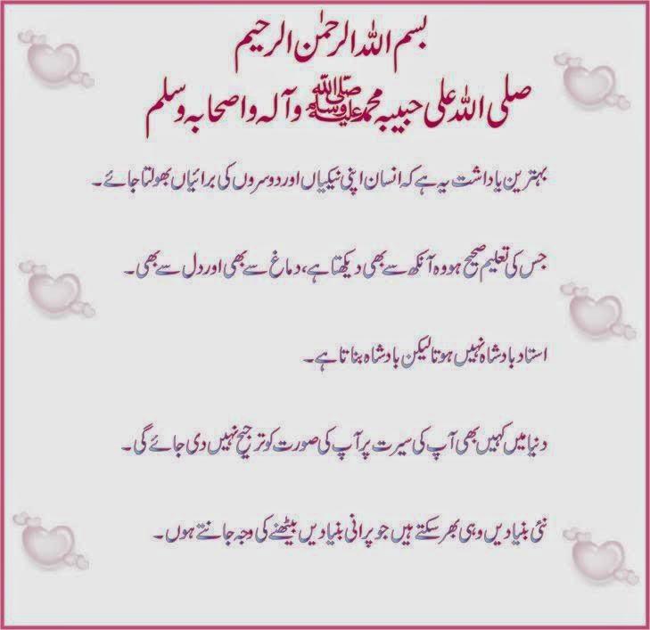 Aqwal E Zareen In Urdu Aqwal E Zareen In English Aqwal E