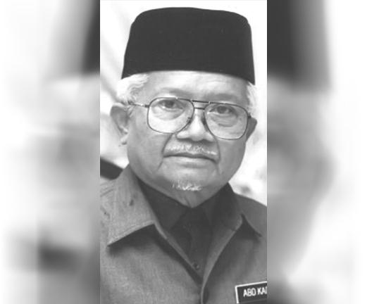 Tan Sri Abdul Kadir Bin Talip