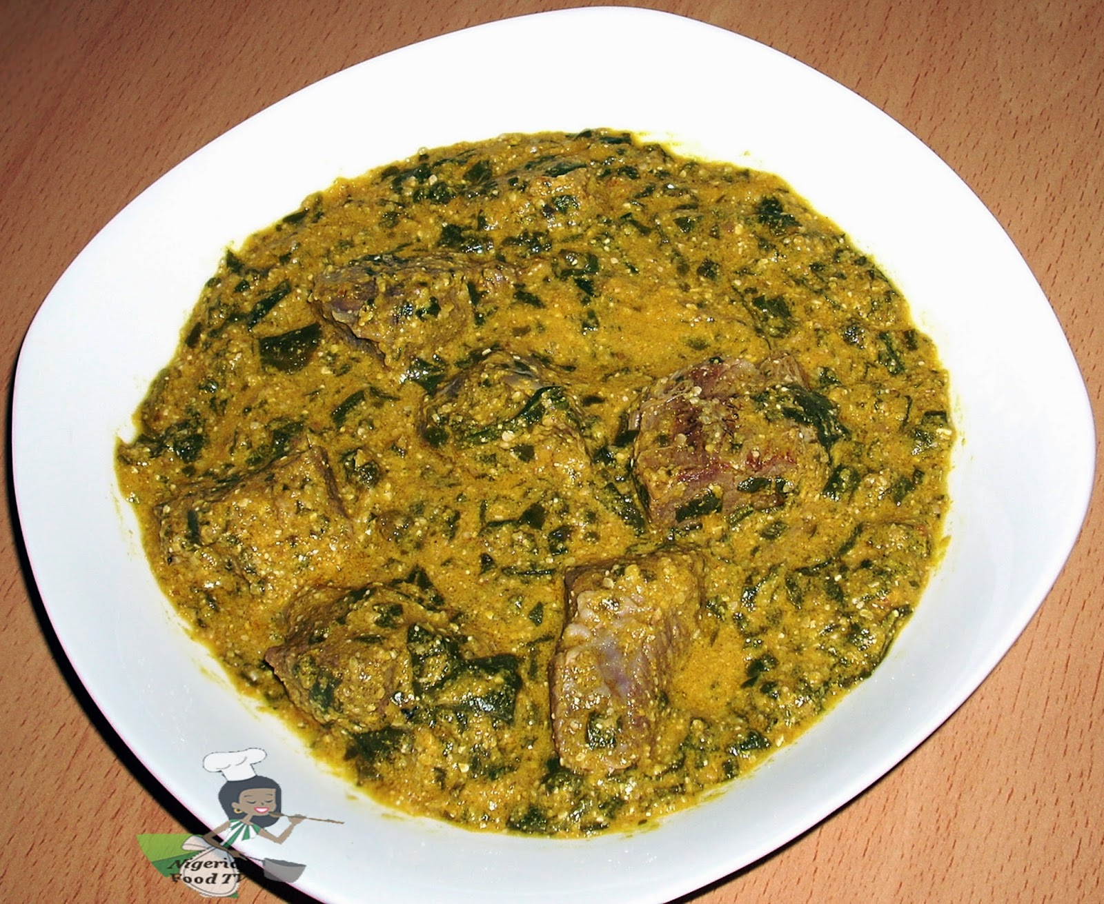 Ogbono And Egusi Soup How To Cook Ogbono And Egusi Soup Combo Nigerian Food Tv