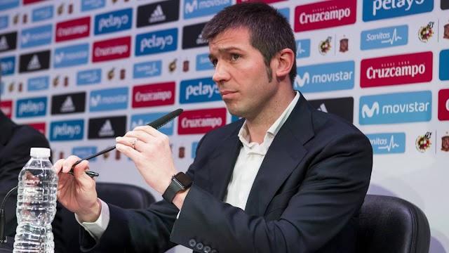 Valencia confirms sacking of their head coach