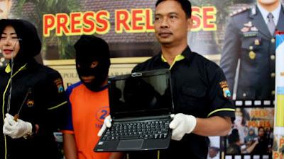 Penjaga Gereja di Jombang Nekad Kuras Kotak Persembahan