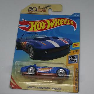 Hot Wheels Corvette Grand Sport Roadster