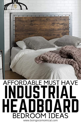 Industrial Headboard Ideas