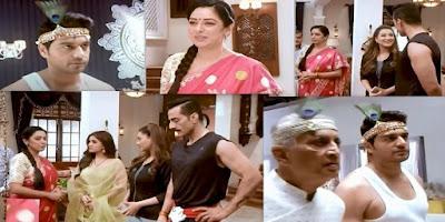 """""""Anupamaa to Become Meera and Anuj to Become Krishna for Anupamaa """" Anupamaa's Upcoming Story Spoiler"""