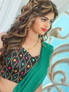 Actress Prachi Singh