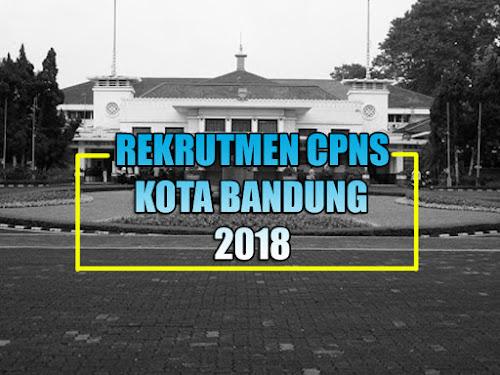 Pendaftaran CPNS 2018 Kota Bandung