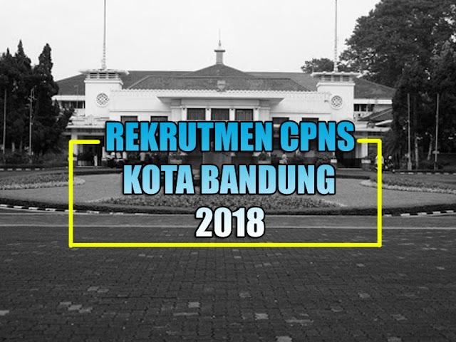 Formasi, Mekanisme, dan Lokasi Tes CPNS Kota Bandung 2018