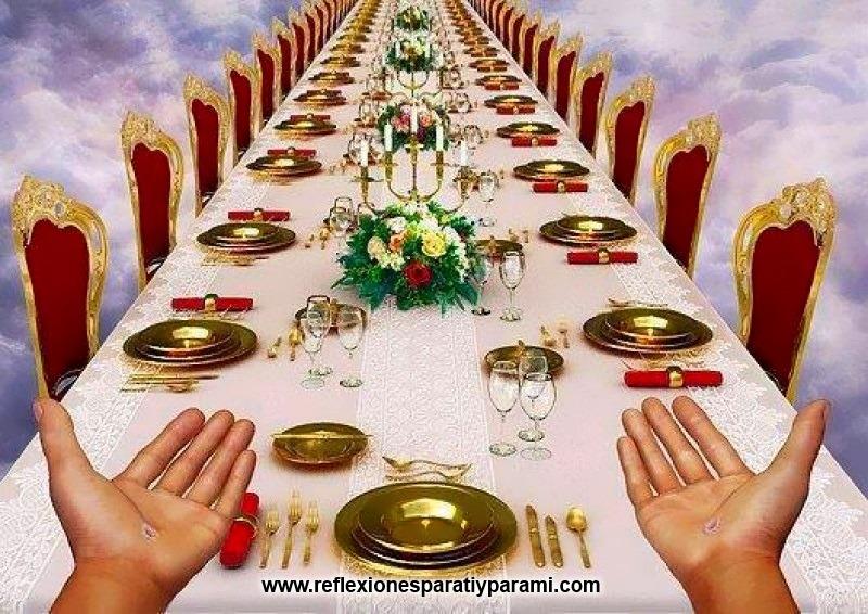 Resultado de imagen para mesa celestial