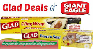 Free Printable Glad Coupons
