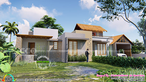 Tropical Urban House design - The Succinct House