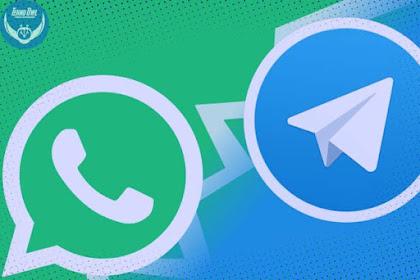 Pemerintah Perancis Melarang Menggunakan WhatsApp dan Telegram
