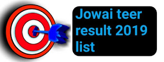 Juwai teer all results 2019